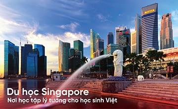 đi du học singapore
