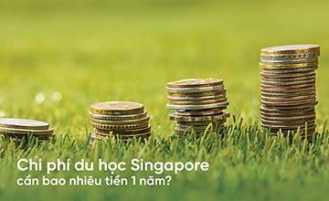 Chi phí du học ở Singapore