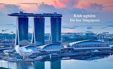 kinh nghiệm du học tại singapore