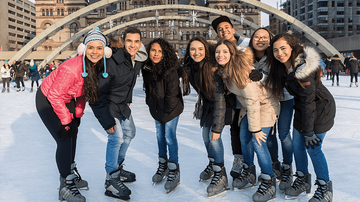 student experience skating - ILAC
